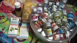 Разница между эфирным маслом и ароматическим маслом
