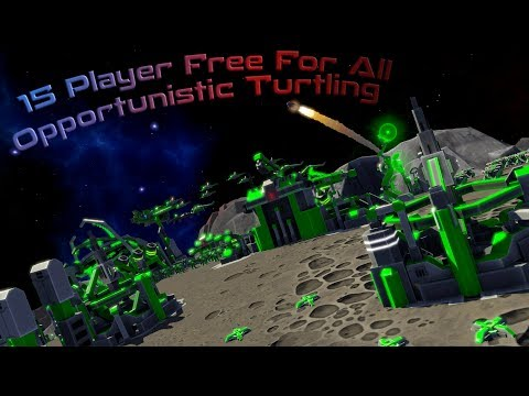 15P FFA - Bounty - Opportunistic Turtling