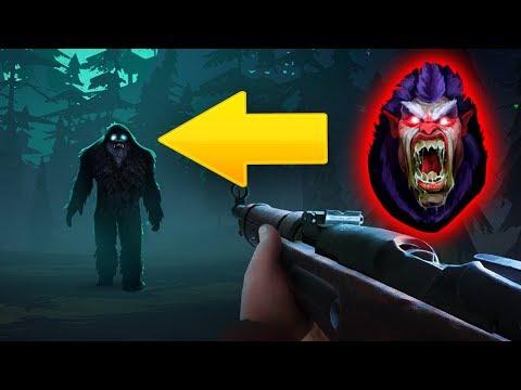 САМЫЙ УЖАСНЫЙ БИГФУТ! - Bigfoot Monster Hunter - МОБИЛЬНЫЙ ХОРРОР