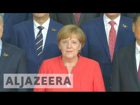 German election: Angela Merkel favourite to win fourth term
