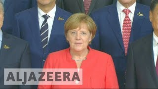 German election: Angela Merkel favourite to win fourth term