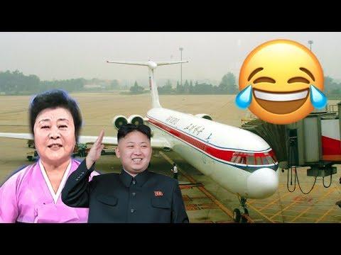 Funny AirKoryo Safety Video