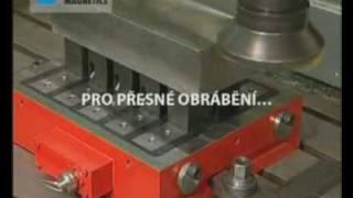 TURBOMILL - Elektropermanentní magnetický upínač pro frézování thumbnail