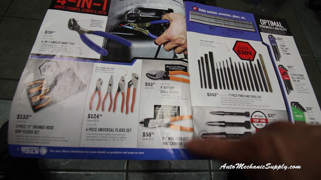 Matco tools you shouldnt buy buy them from harbor freight youtube matco tools you shouldnt buy buy them from harbor freight sciox Gallery
