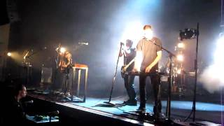 Nine Inch Nails - Piggy [Nothing Can Stop Me Now] HD (live w/ Atticus Ross @ Wiltern 9/10/09