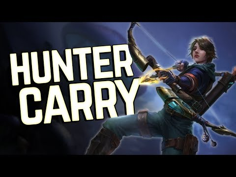 Hunter CARRY ft. Random Squads | Realm Royale