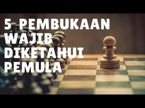 Kali ini Tobikin.com mempersembahkan salah satu trik mengalahkan lawan bermain catur hanya dalam tiga langkah saja..