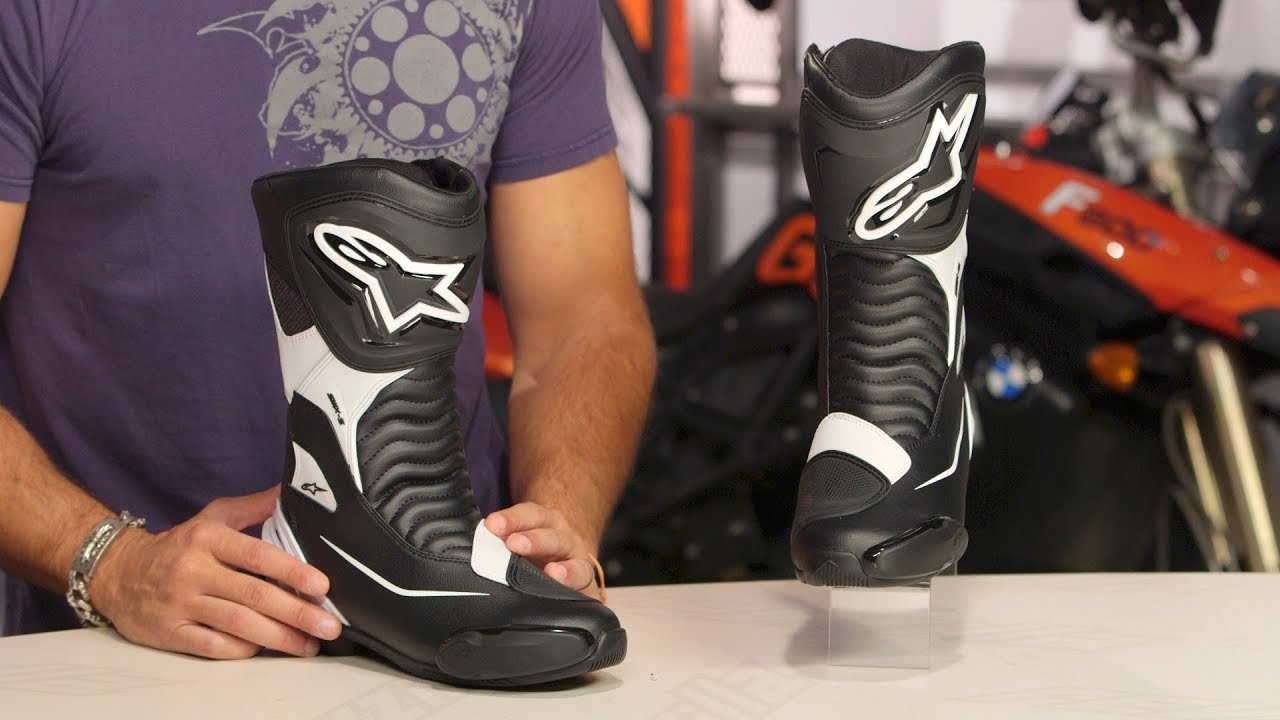 Alpinestars SMX S Boots Review at