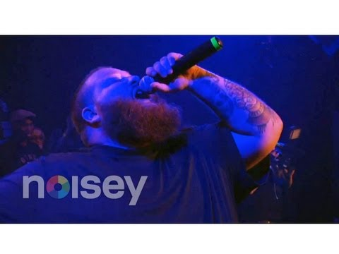 "Action Bronson Performs ""Bird on a Wire"" Live at the Music Hall of Williamsburg - Noisey Specials"