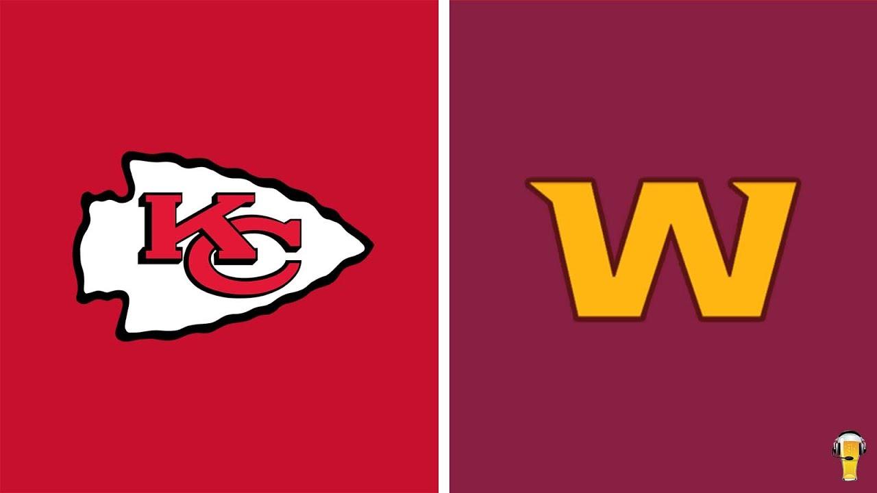 Inactives for Chiefs vs. Washington, Week 6