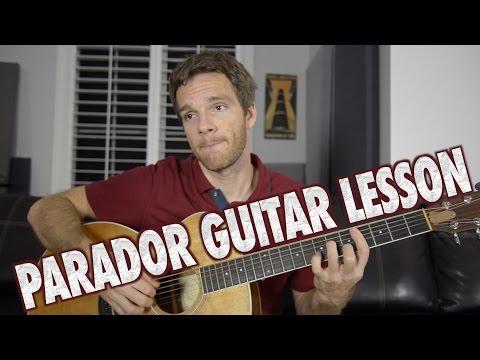 Parador Guitar Lesson
