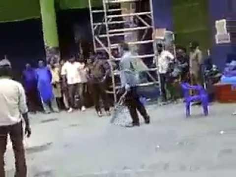 Thala Ajith Playing Cricket in Thala 56 Shooting Spot