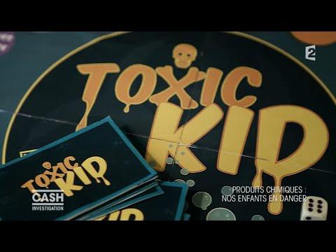 Cash investigation - Produits chimiques : nos enfants en danger / intégrale