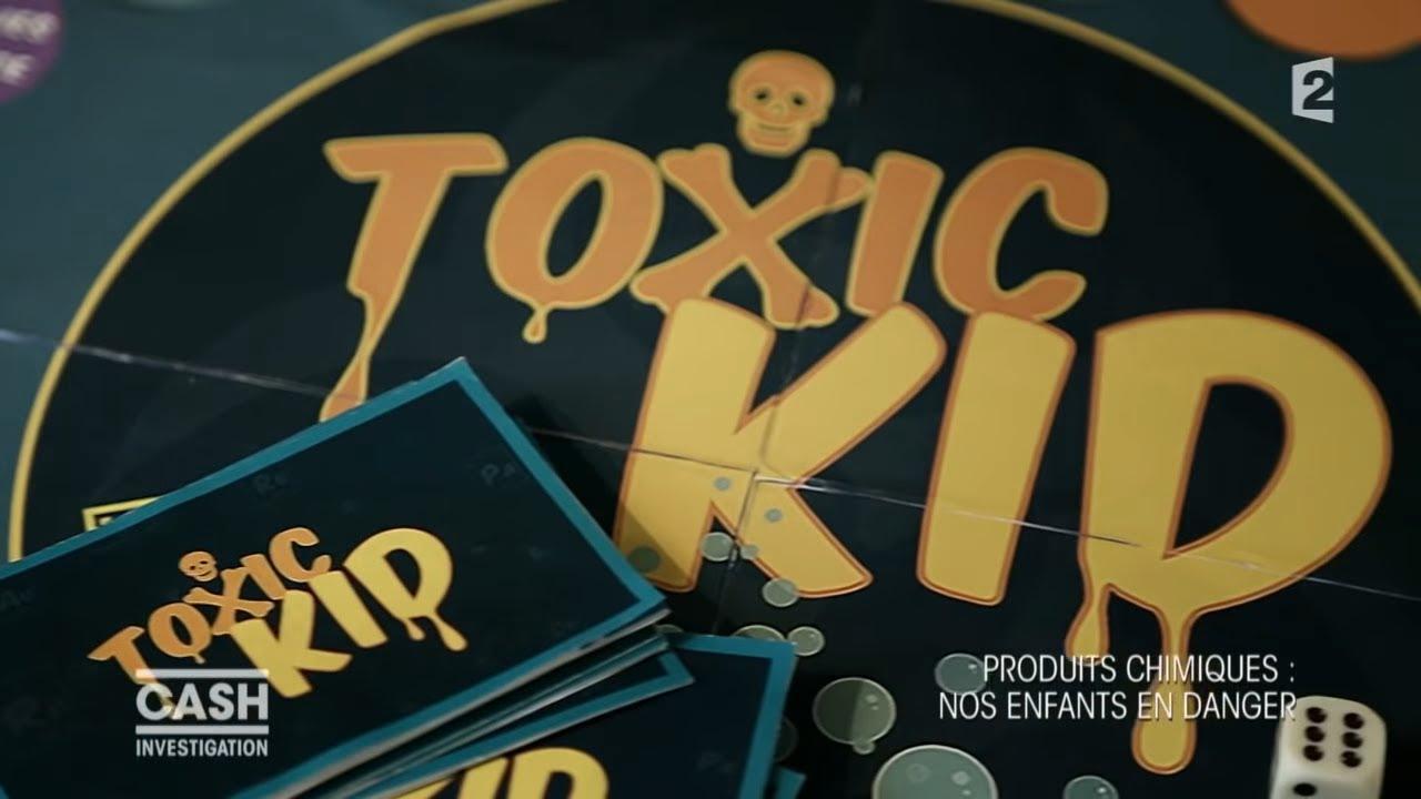 Cash investigation - Produits chimiques : nos enfants en danger (Intégrale)