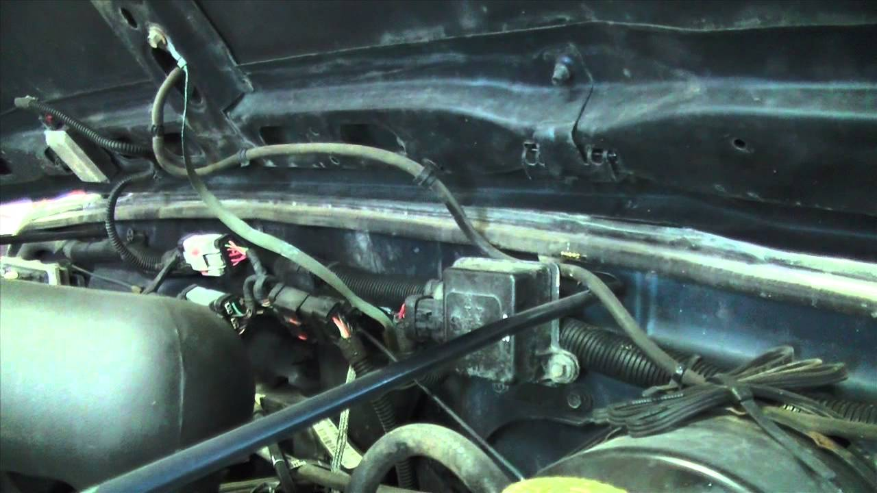 Jeep Tj Hvac Troubleshooting Vacuum Issues YouTube