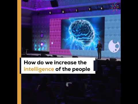 AI vs. HI with Peter Diamandis | Global Summit 2017 | Singularity University