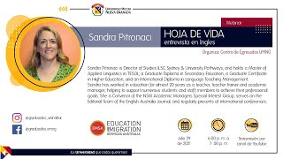 WEBINAR HOJA DE VIDA Y ENTREVISTA EN INGLES