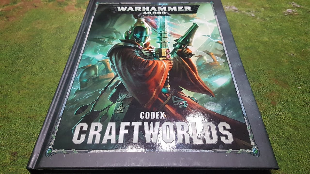 craftworld eldar 8th edition codex pdf