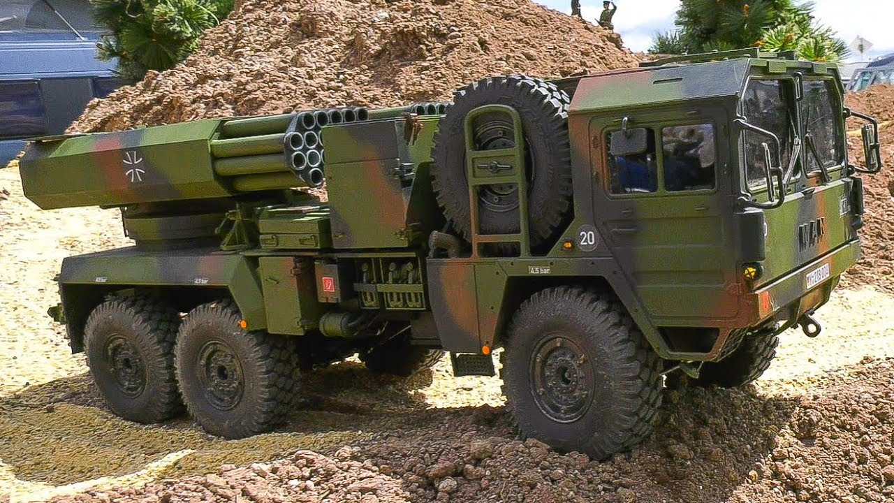 New WPL B 24 4WD Military RC Truck 1:16 2.4G DIY Mini Off