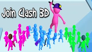 Join Clash 3D Gameplay Walkthrough Part 2 (ios,Android)