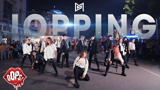 Gambar cover [KPOP IN PUBLIC] SuperM 슈퍼엠 'Jopping' Dance Cover By Oops! Crew from Vietnam