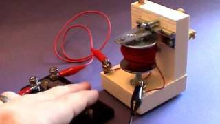 Reinventing Morse: Build Your Own Telegraph