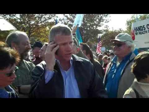 Taxpayer Activist Calls Blue Dog Democrats (November 5, 2009