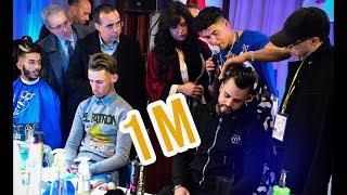 أقود مشاركة فشمال المغرب للحلاقة✂️💈 عرض دودو حسن 3 دناس في نصف ساعة عملوم كيراتين👍