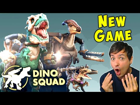 dino-squad-&-war-robots?-new-mobile-action-pvp-game---early-beta