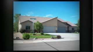 Cranberry Park Luxury Townhomes 719.315.2086 Canon City Real Estate Model Home Tour