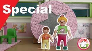 Playmobil deutsch - Pimp my PLAYMOBIL - Kinderzimmer Deko Sommer - Basteln mit Familie Hauser