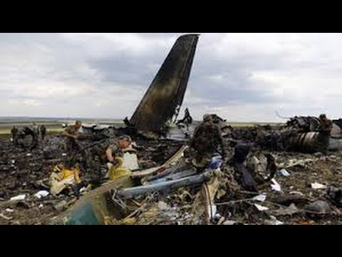 BREAKING NEWS - Russia 'shot down Ukraine jet'