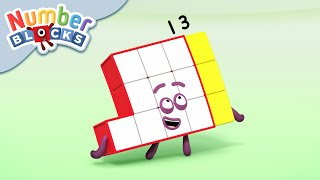 Numberblocks: Operation Make 12 thumbnail