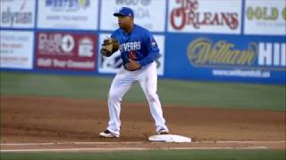 Dom Smith looks to make final step to the New York Mets