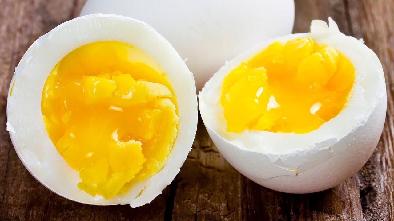 mangiare un uovo sodo al giorno