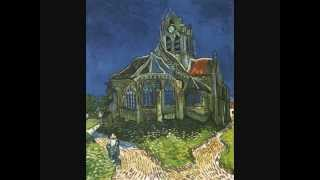 The Church at Auvers - Hidden Image - Discovery