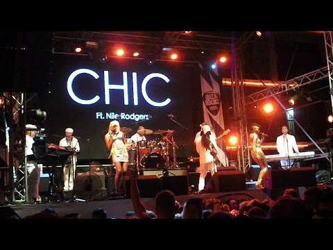 Chic feat Nile Rodgers    Avo Session