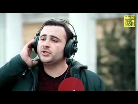 Azerbaycanlı gençler -  Yalgızam