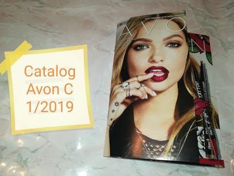 Catalog Avon C 1/2019