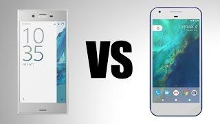 Xperia XZ Vs. Google Pixel XL