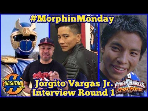 Jorgito Vargas Jr. Interview [Round 1] | Power Rangers Ninja Storm | Morphin' Monday