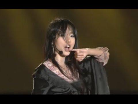 韩流鼻祖李贞贤,她凭独创小指麦,把韩国音乐带入了中国