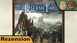 Der Eiserne Thron - Das Brettspiel zweite Edition - Review
