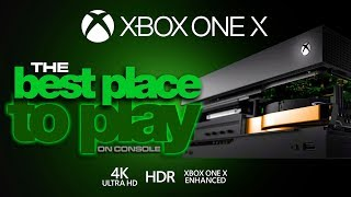 Xbox One X - The Best Place to Play -  PS4 games on Xbox One Colteastwood  4K60