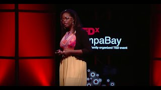 The art of possibility: building for great impact | Mary Spio | TEDxTampaBay