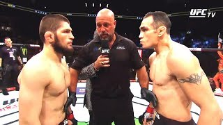 UFC 249 is ON!!! Khabib Nurmagomedov vs Tony Ferguson has a Location