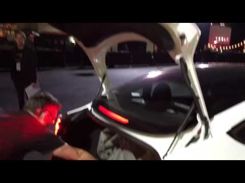 Exclusive Tesla Model 3 Trunk Reveal!