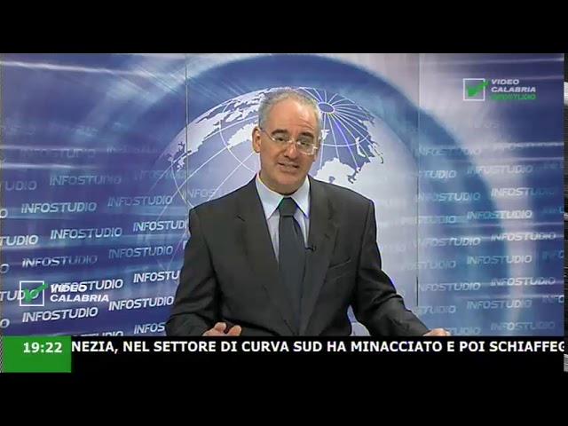 InfoStudio il telegiornale della Calabria notizie e approfondimenti - 31 Ottobre 2019 ore 19.15