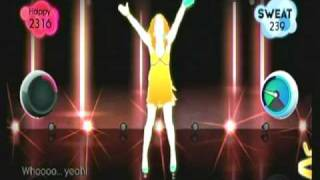 Wii Workouts - Just Dance 2 - Proud Mary