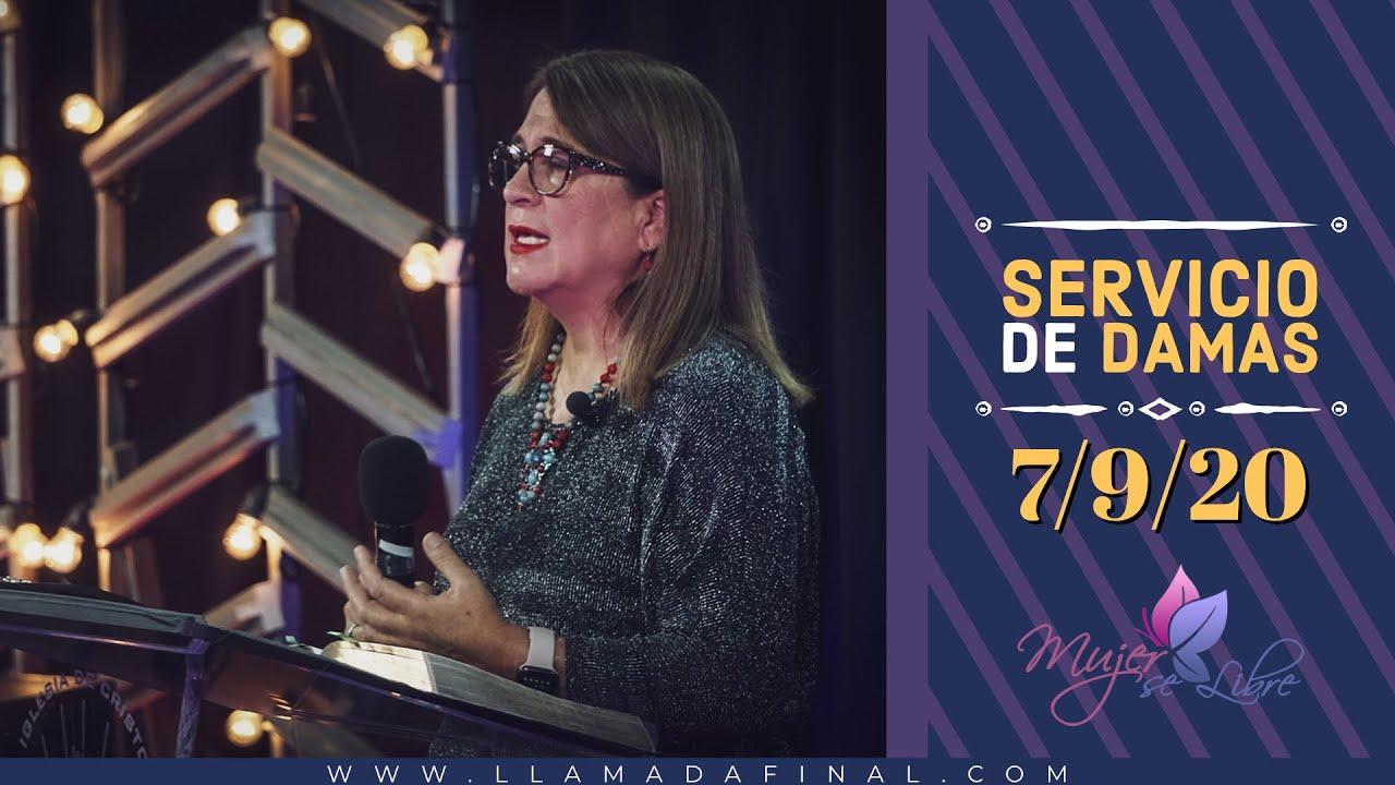 Mujer se Libre | Dr. Martha J. Azurdia | www.llamadafinal.com